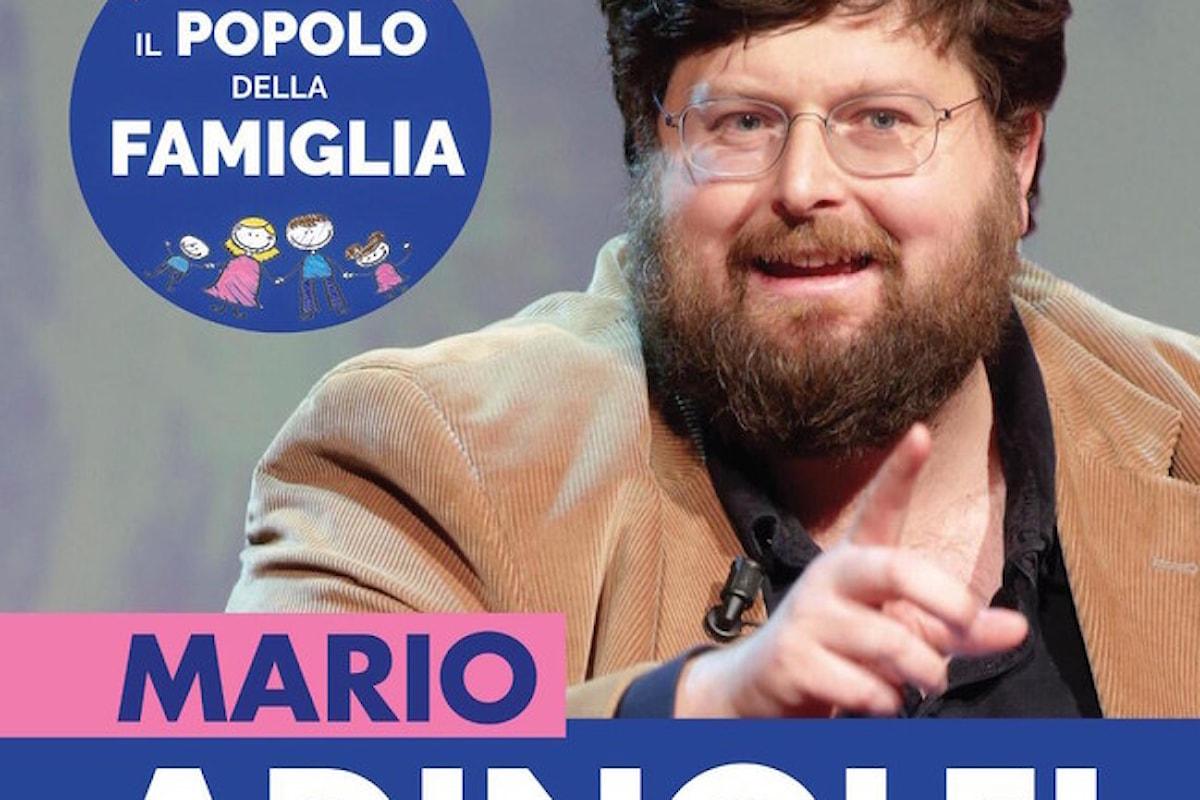 Regionali Emilia Romagna 2020, flop epocale per il Popolo della Famiglia di Mario Adinolfi