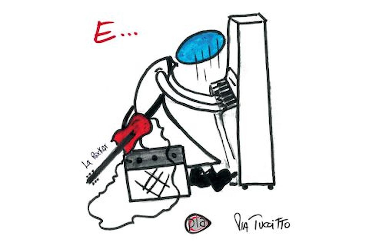 """Pia Tuccitto """"E…"""" l'autrice del brano di Vasco Rossi incide la versione originale di una delle più belle canzoni d'amore di sempre"""