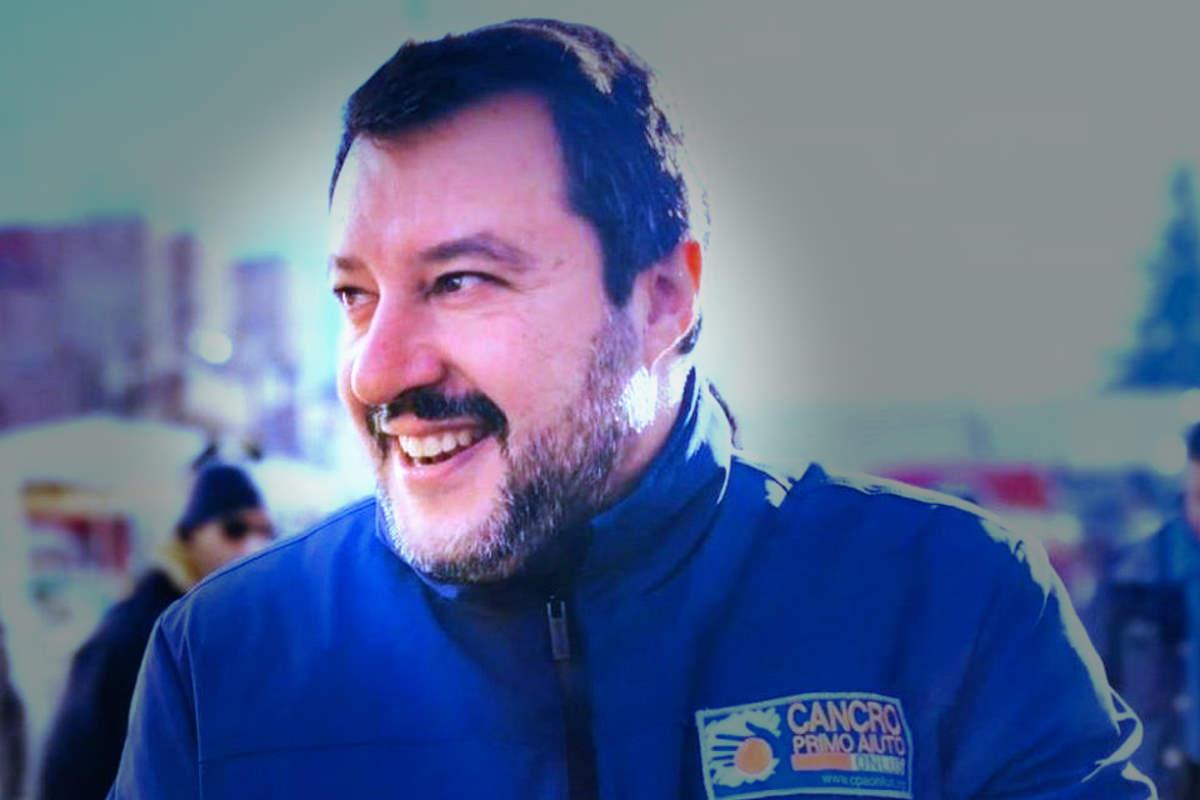 Salvini, senza vergogna, stavolta ha offeso anche un ragazzo dislessico
