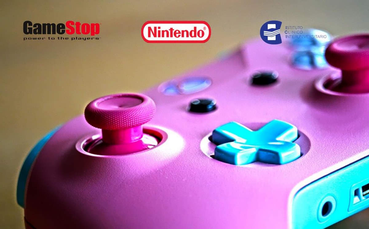 GameStopZing e Nintendo inaugurano una nuova sala giochi presso ICI - Istituto Clinico Interuniversitario dedicato ai pazienti con disturbi del neurosviluppo