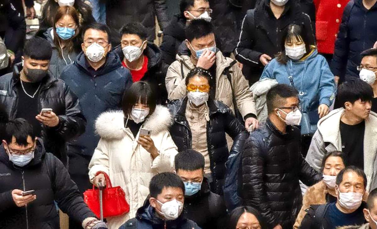 6000 i casi di coronavirus nella sola Cina, con l'Australia che invia gli evacuati da Wuhan in un'isola nell'Oceano Indiano