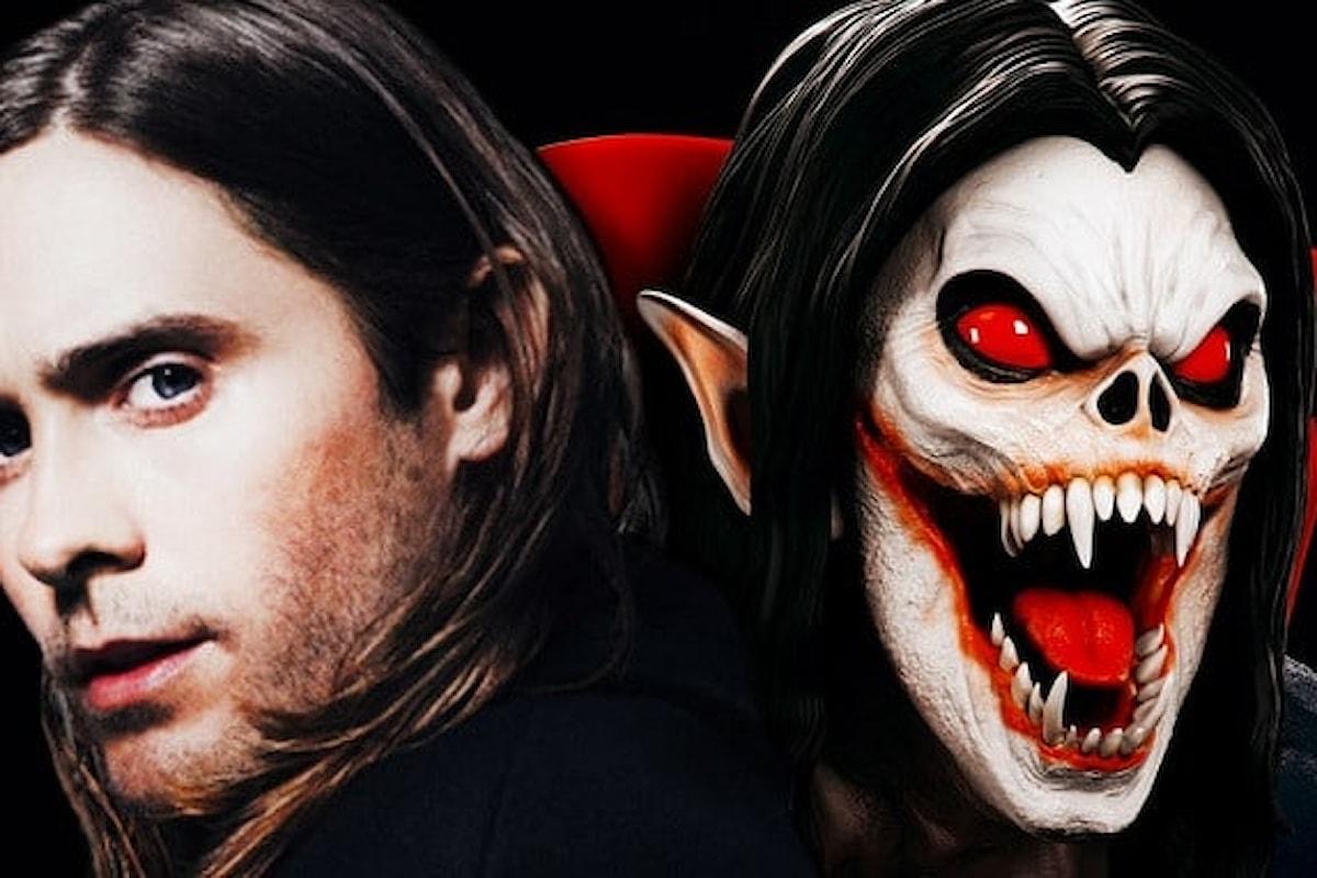 Morbius: guarda ora il primo e attesissimo trailer del nuovo film con Jared Leto