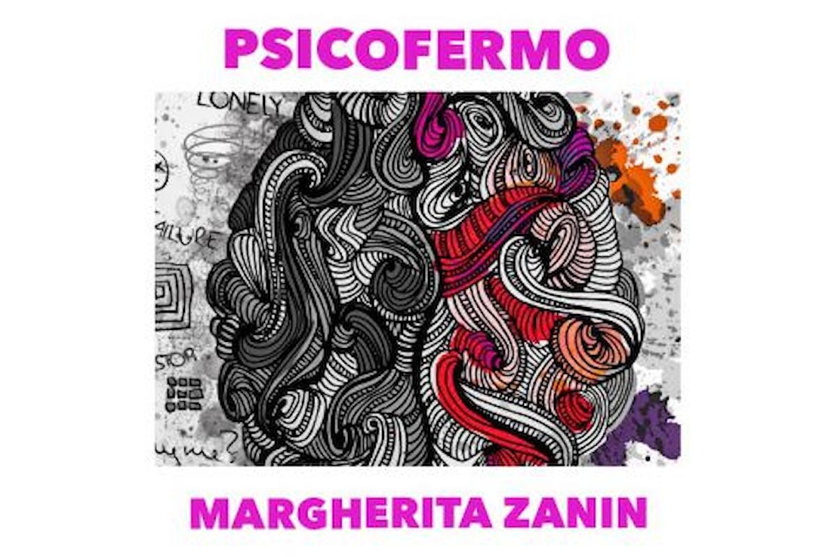 """Margherita Zanin """"Psicofermo"""" In radio il nuovo singolo tratto dall'album """"Distanza in Stanza"""""""