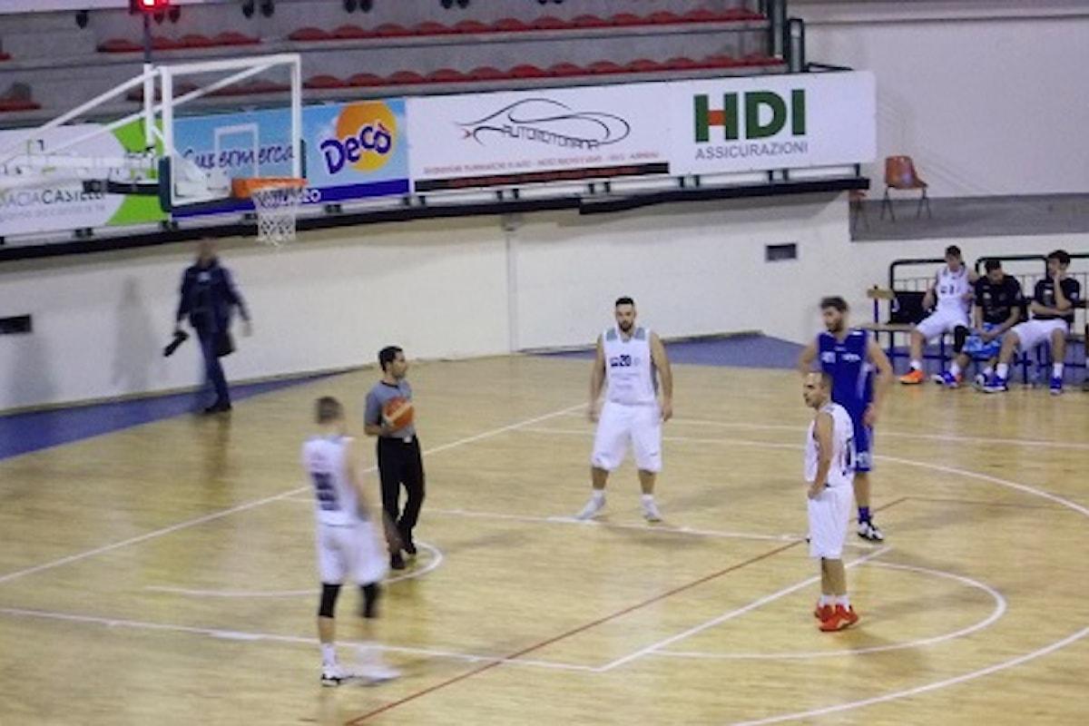 Basket Serie D Sicilia, splendida vittoria per gli Svincolati Milazzo