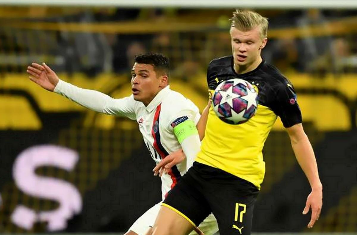 Atletico Madrid e Borussia Dortmund si aggiudicano l'andata dei primi due match degli ottavi di Champions 2019/2020