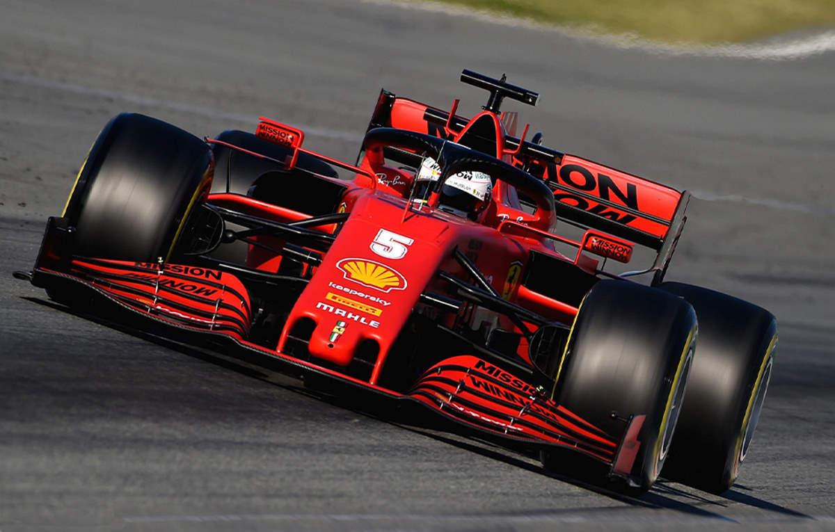 Formula 1, a Barcellona è iniziato il secondo test di prove: per Binotto la Ferrari non è veloce come aveva sperato