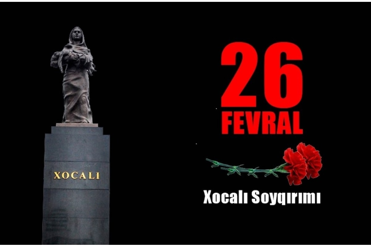 28° anniversario del genocidio di Khojaly