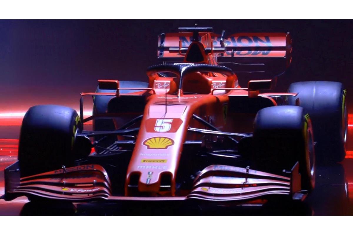 È stata presentata a Reggio Emilia la Ferrari 2020: si chiama SF1000 la vettura che sfiderà Mercedes e Red Bull