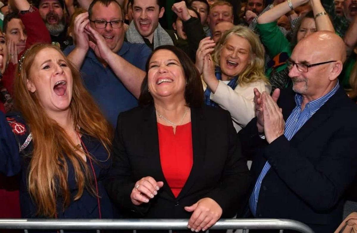 Lo Sinn Féin si appresta a diventare il primo partito in Irlanda dopo le elezioni dell'8 febbraio