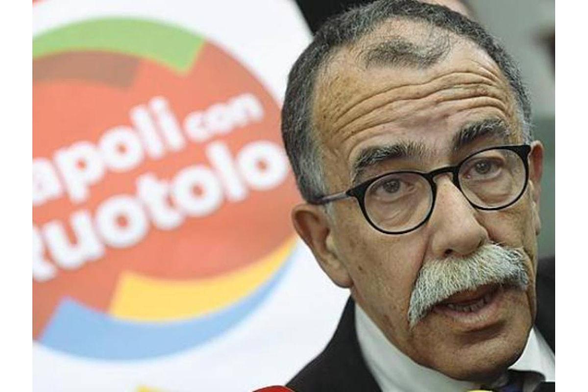 Napoli. Il giornalista Sandro Ruotolo è stato eletto Senatore