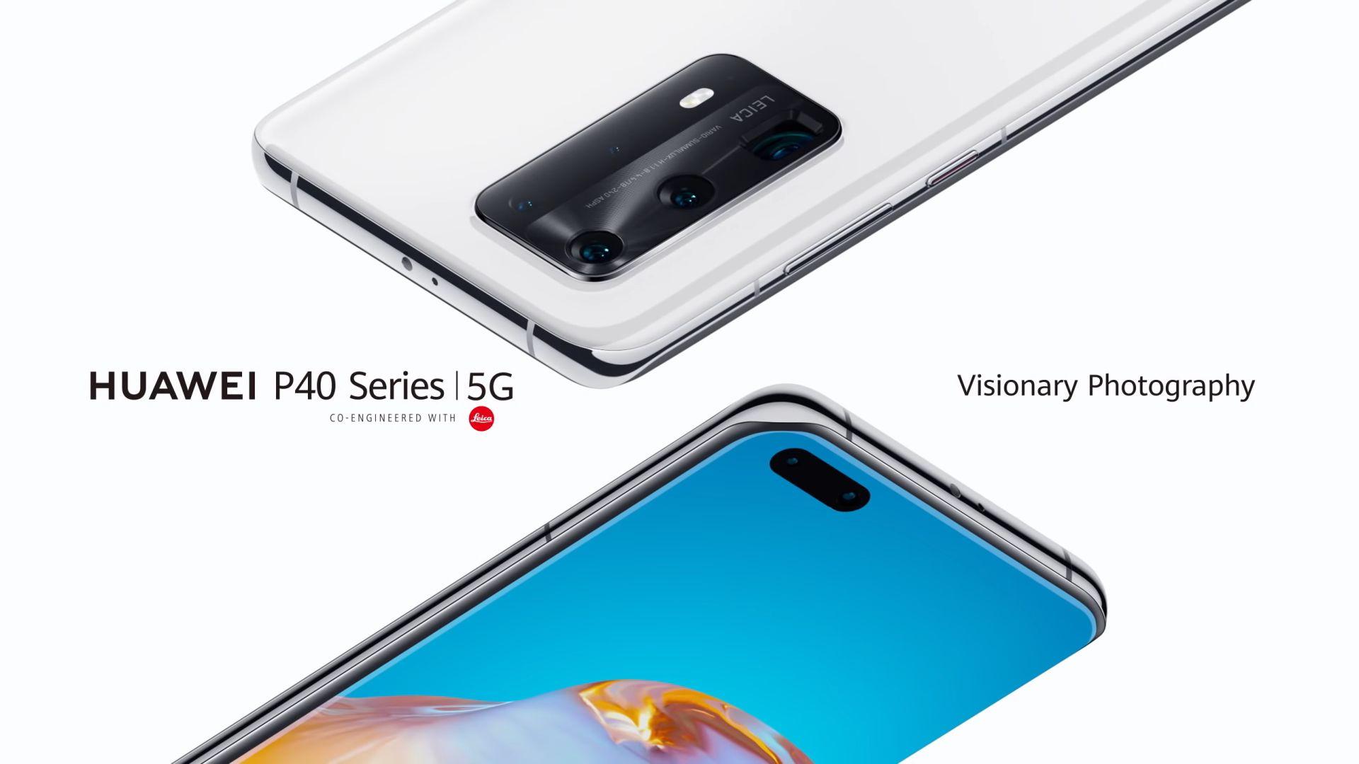 Huawei P40, P40 Pro e P40 Pro+ ufficiali: Huawei sfida i Galaxy S20, S20+ e S20 Ultra a prezzi interessanti,ma...