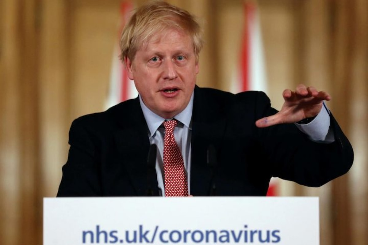 Regno Unito e coronavirus, Boris Johnson: Many more families are going to lose loved ones before their time
