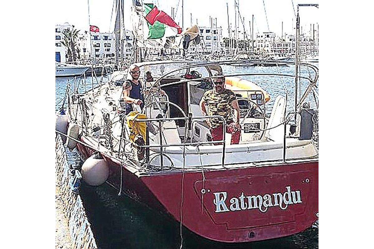 Coronavirus, bloccati due italiani arrivati in barca in Tunisia