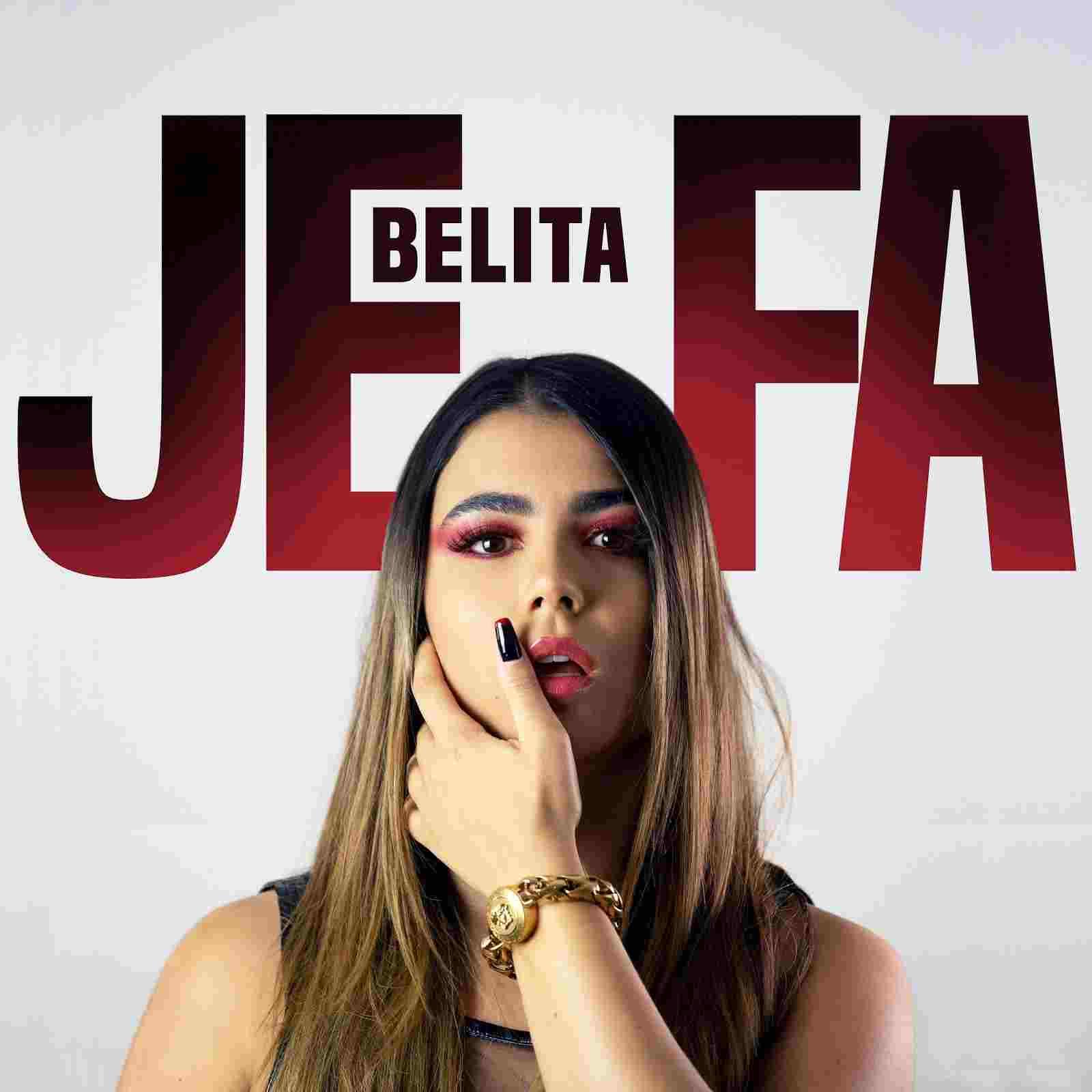 """BELITA """"Jefa"""" il reggaeton dell'artista italo-brasiliana esplode nel nuovo brano registrato al Massive Arts Studios"""