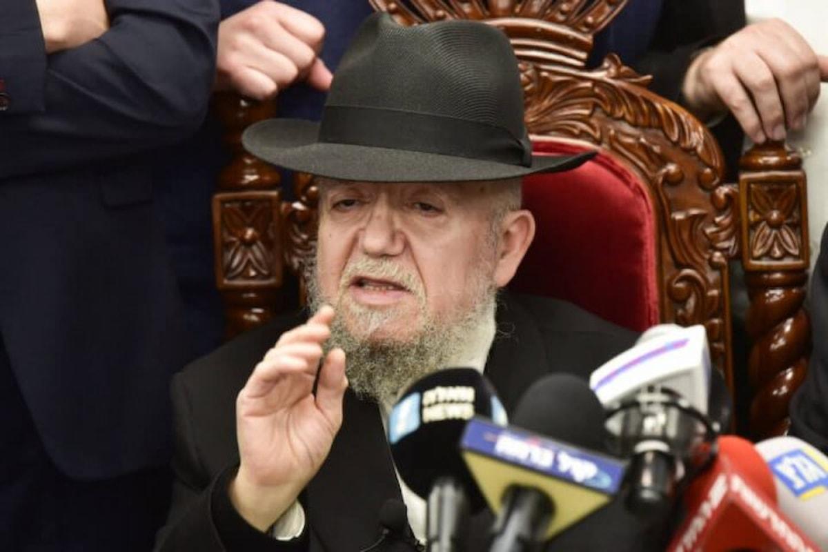 Il coronavirus? Colpa dei Gay Pride, parola del rabbino ortodosso Meik Mazuz