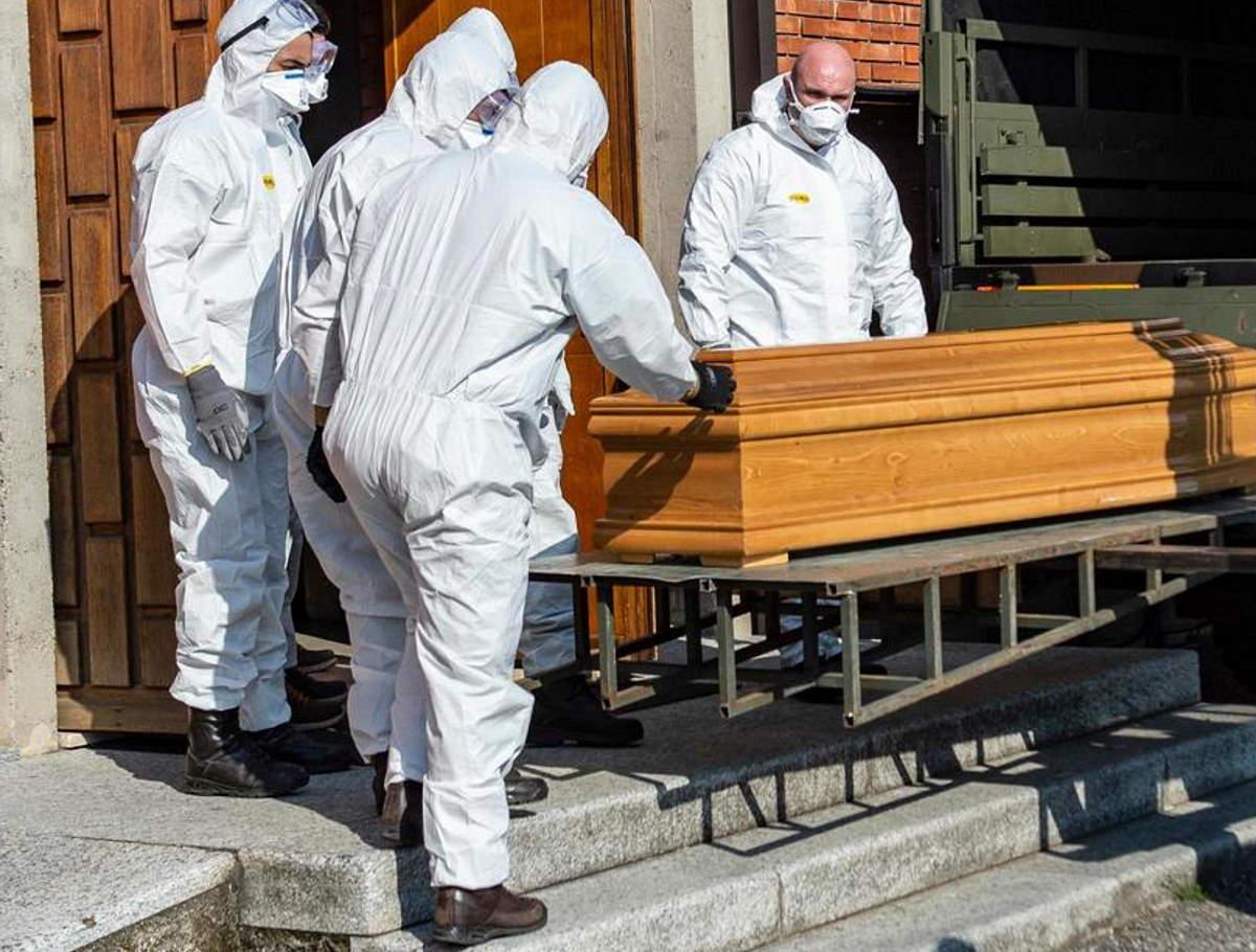 La Covid al 21 aprile, decresce il contagio ma non i decessi, oggi sono stati 534