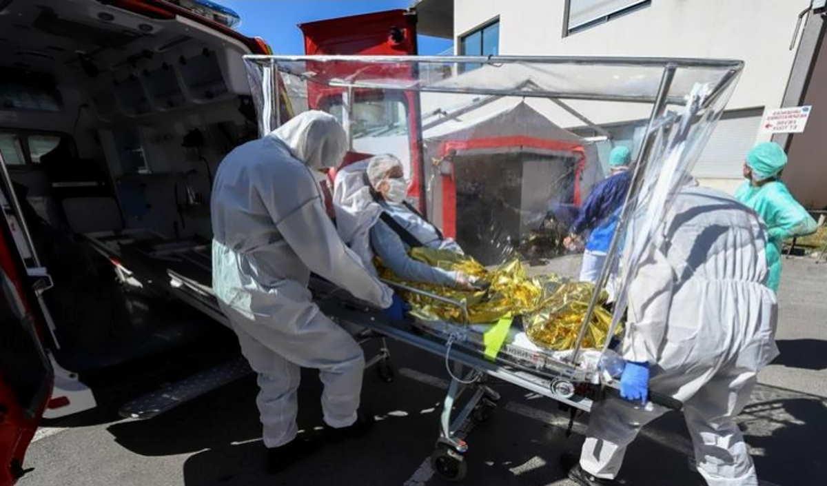 15 aprile, il numero giornaliero dei contagi sembra attestarsi tra 2mila e 3mila ma è sempre elevato quello dei decessi