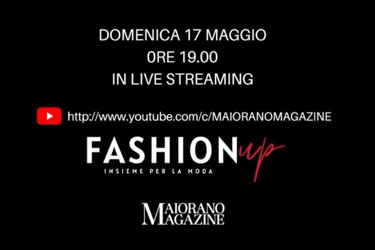 Fashion Up - Insieme per la moda: Vincenzo Maiorano lancia la video challenge