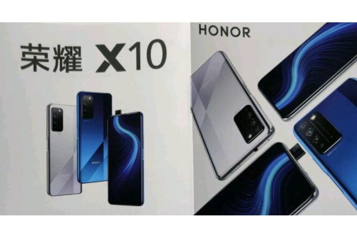 Ecco le caratteristiche ufficiali dell'Honor X10