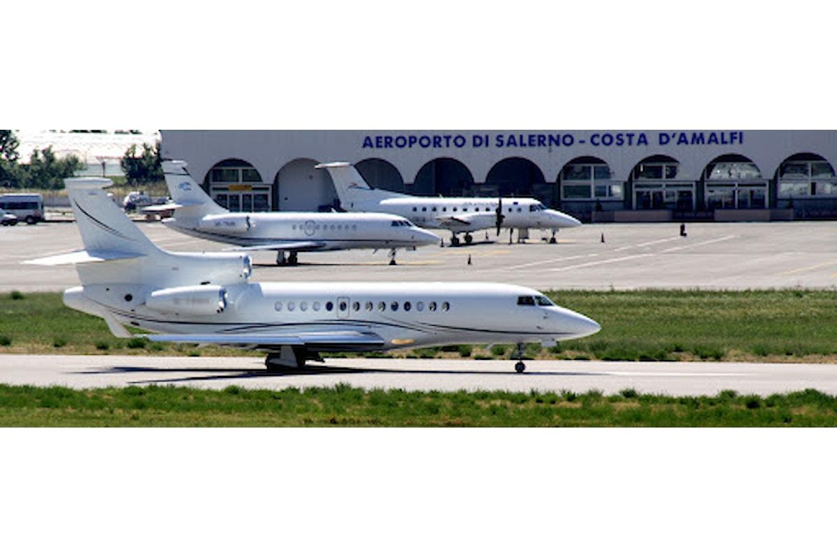 Aeroporto Costa D'Amalfi: Anche la regione Basilicata, il Comune di Salerno, la Cgil e la camera di commercio al Consiglio di Stato contro... i cittadini che difendono ambiente e salute