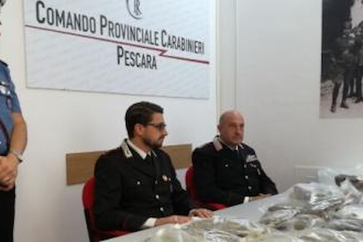A Pescara 13 arresti in un maxi-blitz antidroga, l'operazione Aladino si è conclusa
