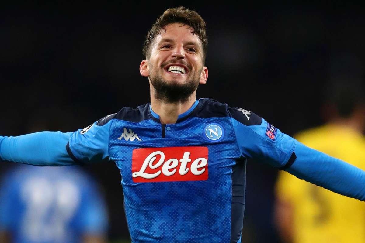 Inter: chiusura vicina per Mertens, primo colpo della lunga lista di Marotta