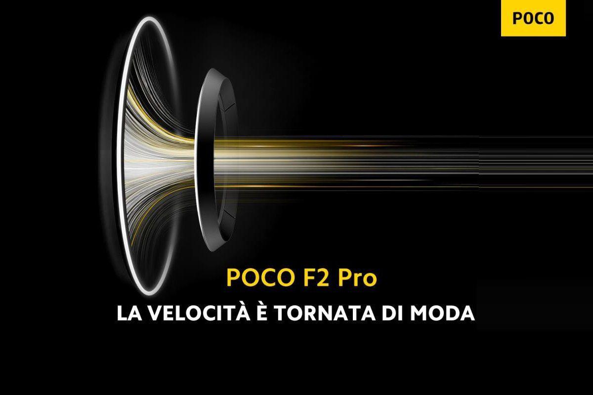 POCO is Back: in diretta streaming la presentazione del POCO F2 Pro, il nuovo flagship killer