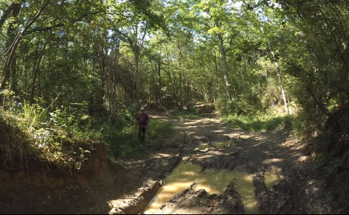 L'acqua Roveta, visita alle rovine della vecchia azienda