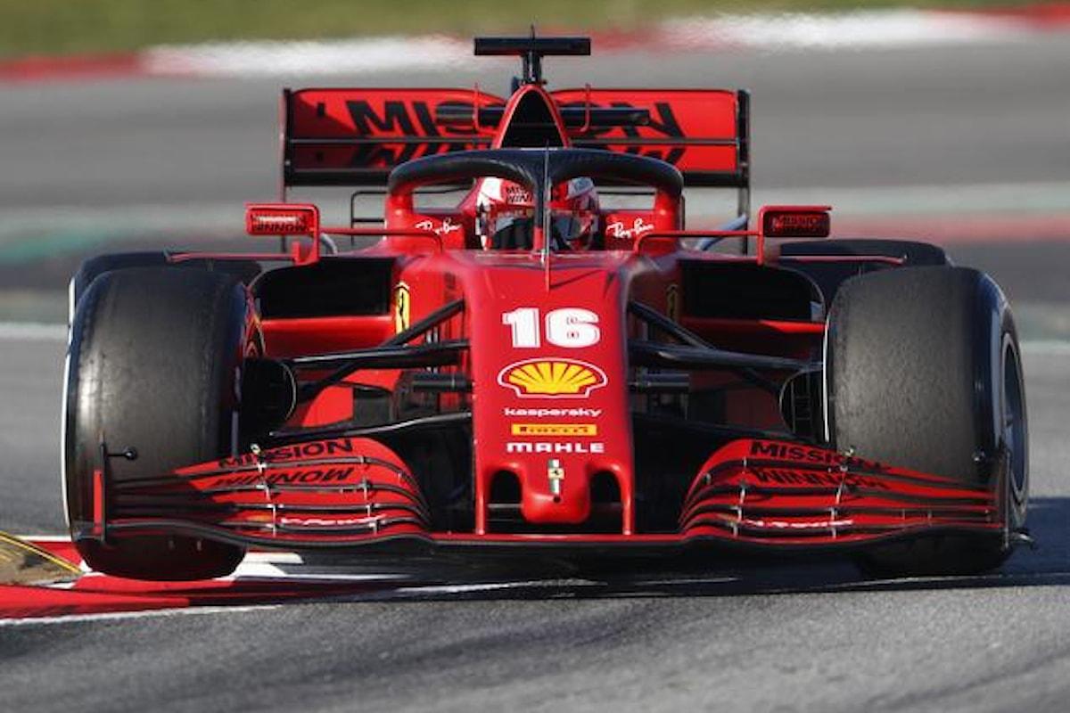 Riparte la F1