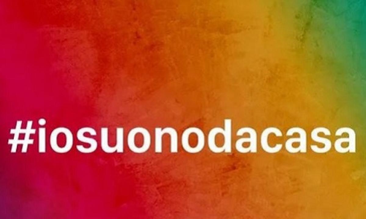 #iosuonodacasa: continua l'iniziativa dei cantanti emergenti