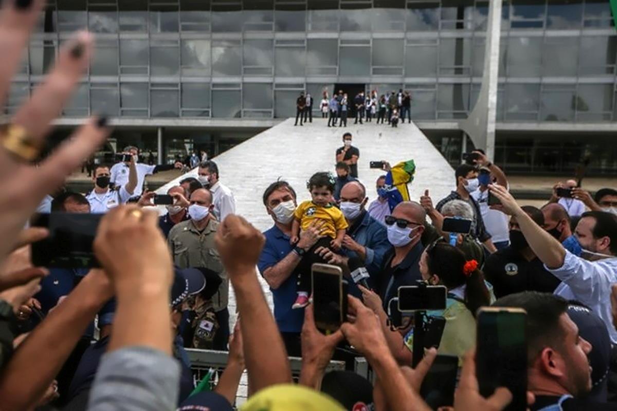 Brasile, il sindaco di San Paolo denuncia: gli ospedali della città sono quasi al collasso