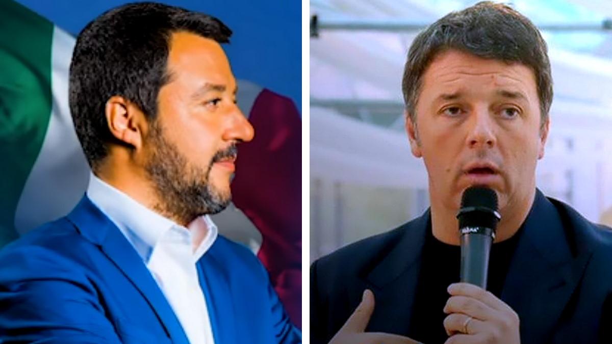 L'agitarsi dei due Mattei fa guadagnare consensi a Conte