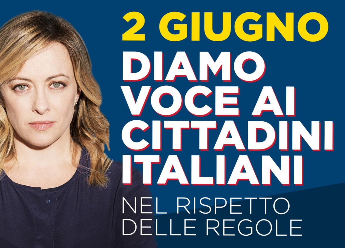 Il 2 giugno tutti in piazza a Roma: il pandemia party di Salvini e Meloni