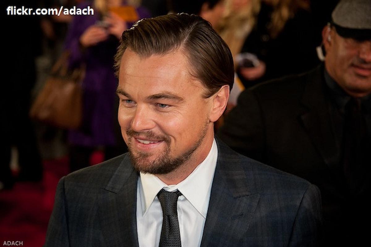 Leonardo DiCaprio si impegna per combattere il razzismo in America