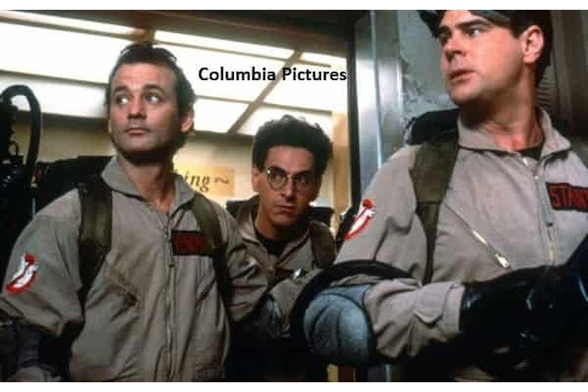 Ghostbusters: in arrivo la reunion virtuale del cast. Ecco dove e quando vederla