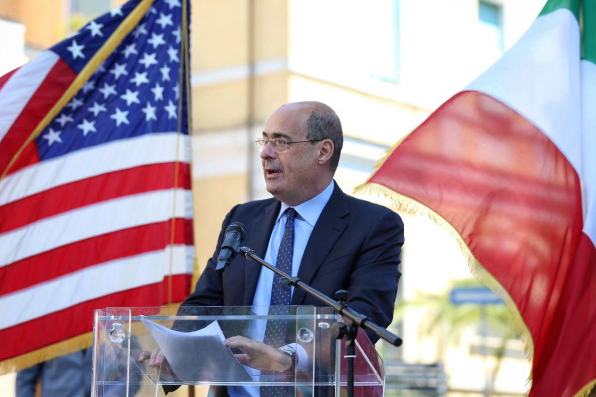 L'appello (inutile) di Zingaretti: andiamo uniti alle regionali