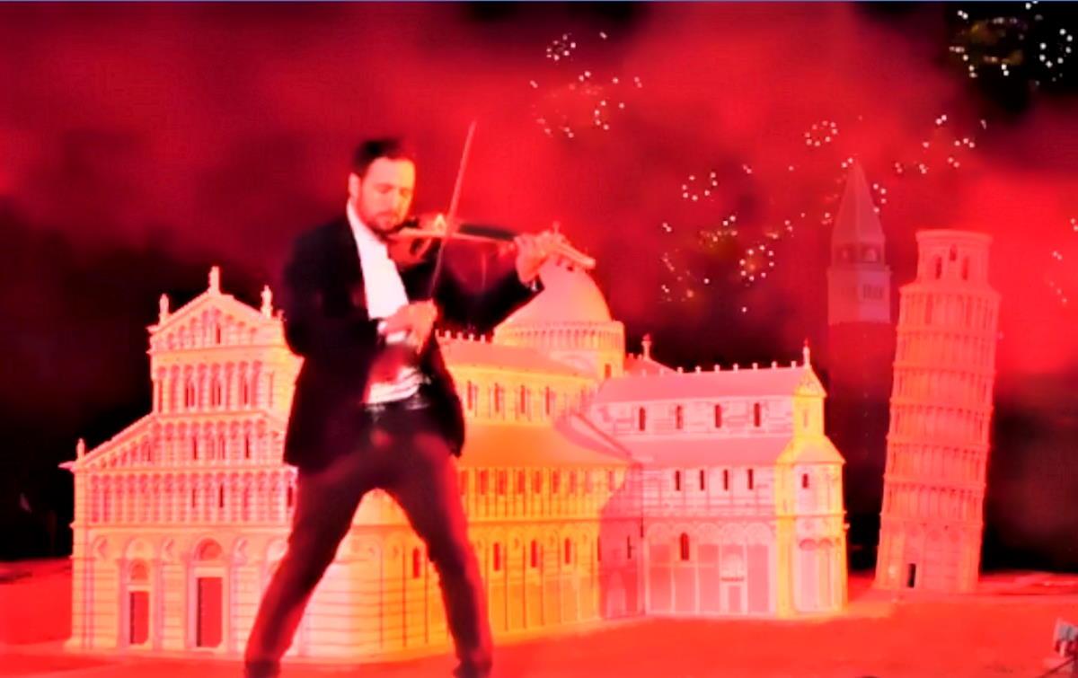 Milo Savic & Friends, un tributo all'Europa, in streaming da Bruxelles