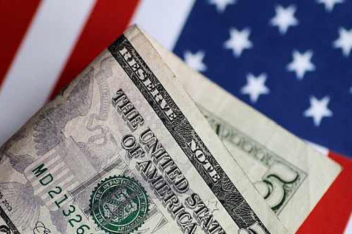 Svalutazione del dollaro e corsa di Wall Street, le due cose sono correlate