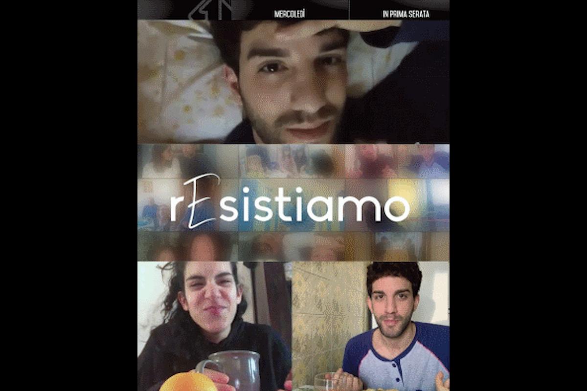 Il regista siciliano Ivan D'Ignoti tra i protagonisti del docufilm rEsistiamo di Italia 1 che andrà in onda domani in prima serata