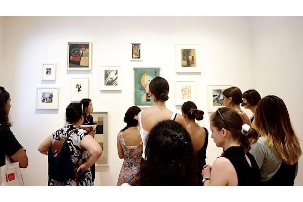 Le professioni nell'arte. Workshop – Curare l'organizzazione di una mostra
