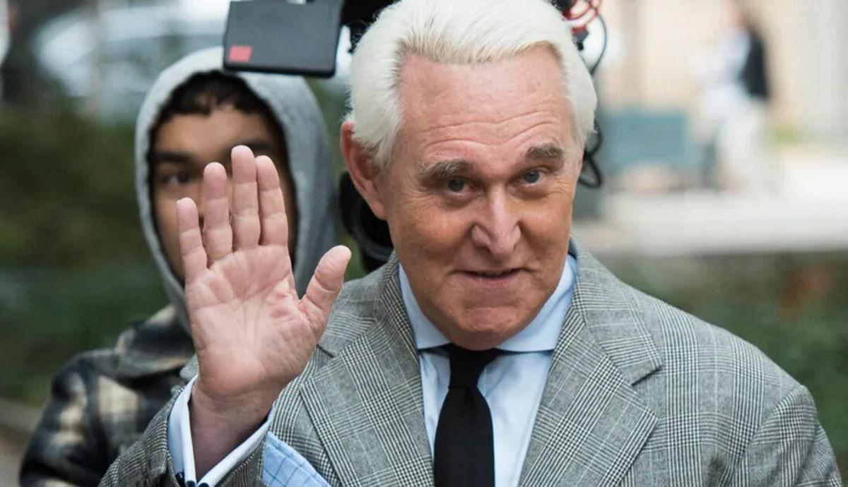 Trump concede la grazia all'amico Stone evitandogli 40 mesi di carcere