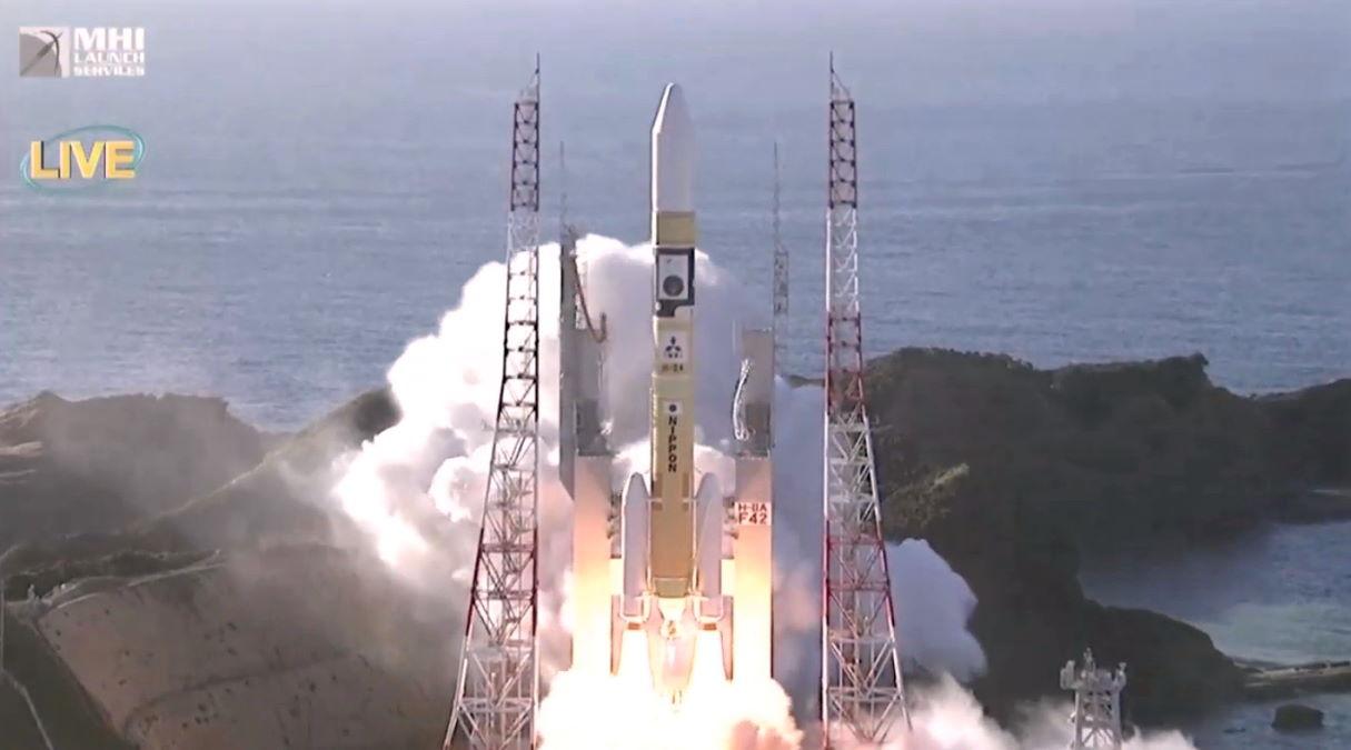 La sonda Hope degli EAU è in viaggio verso Marte