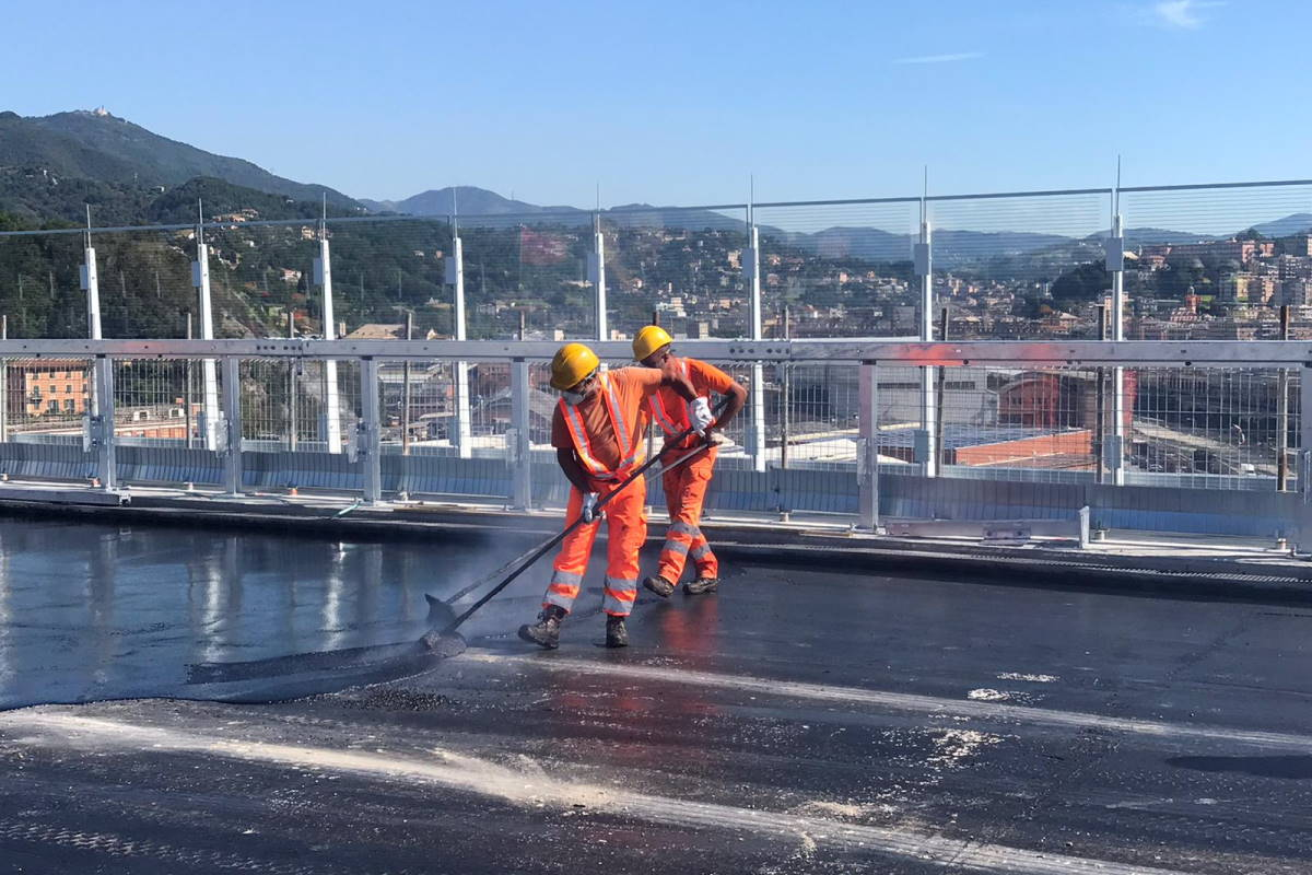 Le inutili polemiche sull'assegnazione ad Aspi del nuovo ponte di Genova