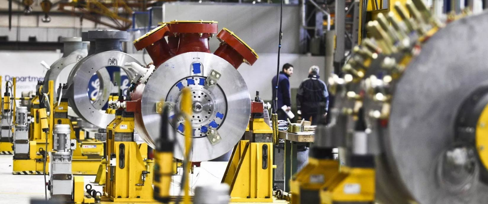 La grande prova di coraggio della Tecnomec Engineering, TD-Bosch e di altre imprese dell'industria meccanica