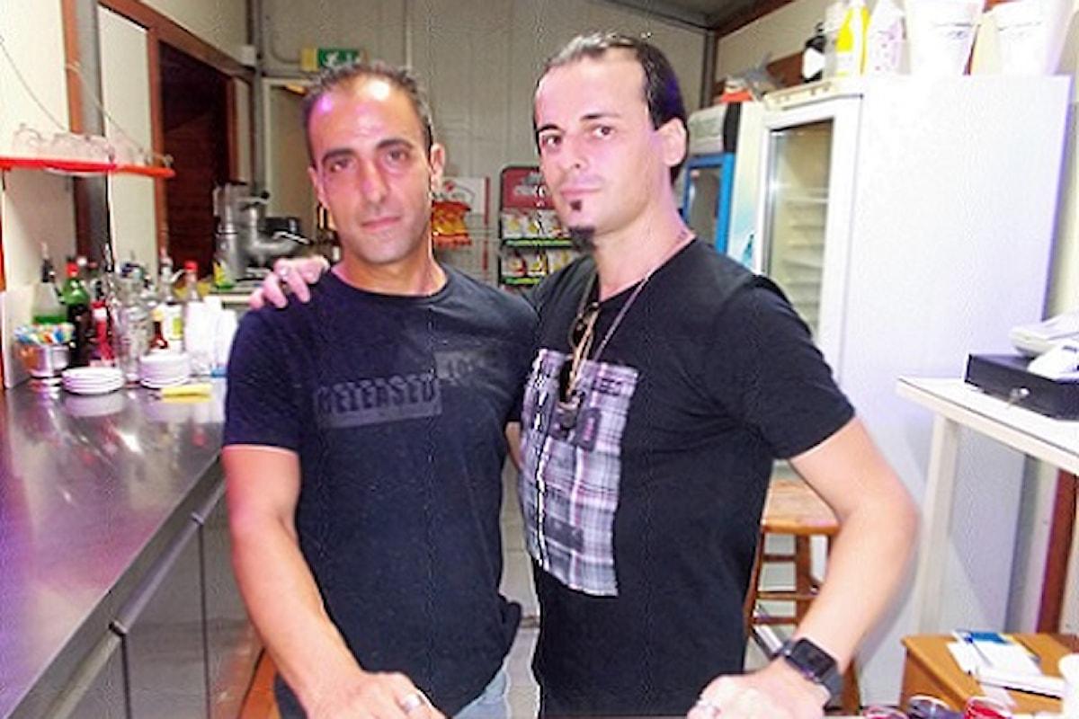 """Oliveri (ME) - Piacevole aperisushi con Joe Bertè al """"Mojito Club"""""""