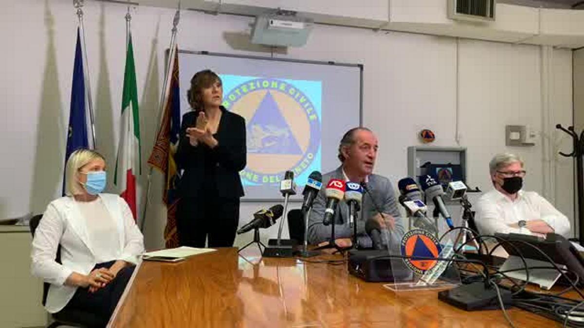 In Veneto troppi nuovi contagi: Zaia estende al 15 ottobre le ordinanze di giugno. In Piemonte pesa il focolaio degli stagionali