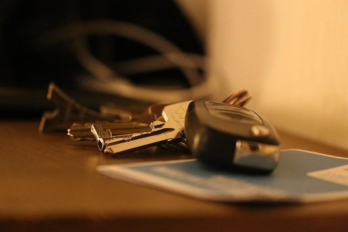 FURTO AUTO: senza chiavi nessun indennizzo