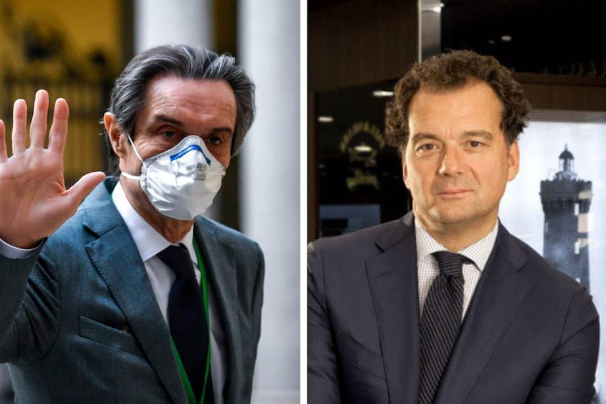 L'inchiesta sulla donazione di Dama alla regione Lombardia va avanti