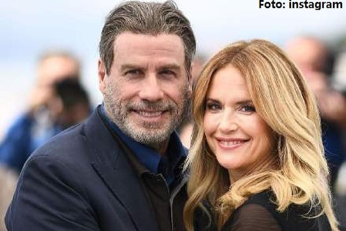 Lutto per John Travolta, morta la moglie Kelly Preston
