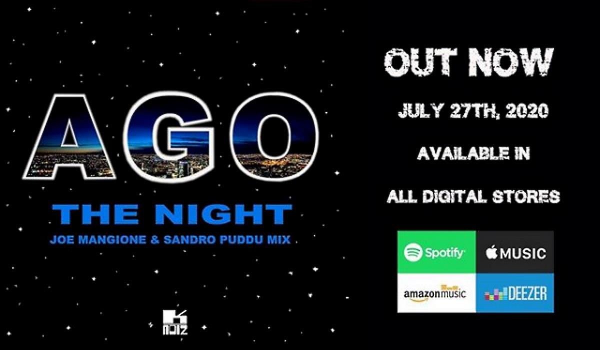 K-Noiz pubblica The Night di Ago